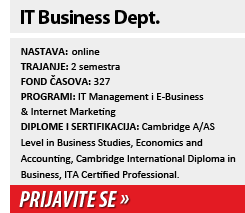 it business department