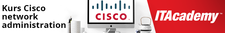 Kurs Cisco network administration