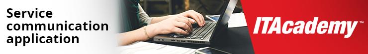 Kurs service communication application