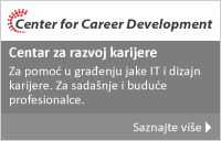 centar za razvoj karijere