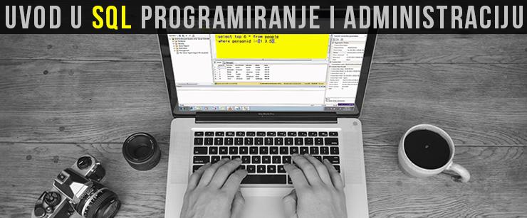 Kurs SQL programiranja i administracije