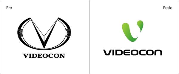 videocon logo