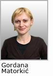 Gordana Matorkić