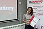 Dodeljena ITAcademy stipendija za 2012. godinu