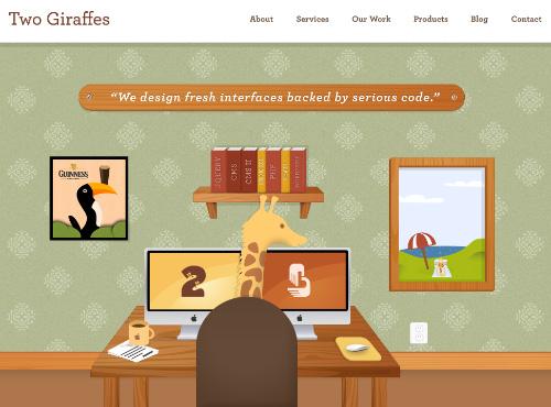 Rast popularnosti ilustrovanog sadržaja u web dizajnu