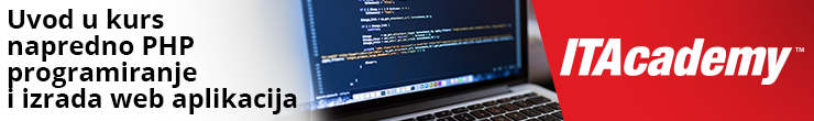 Kurs naprednog PHP programiranja i izrade web aplikacija