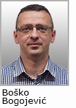 diplomirani inženjer informatike Boško Bogojević