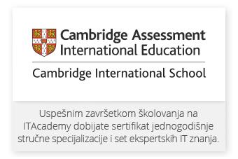 Diplome i sertifikati na ITAcademy