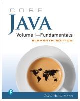 Core Java Volume I Fundamentals
