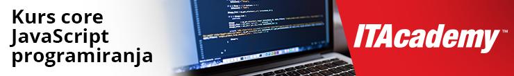 Kurs core JavaScript programiranja