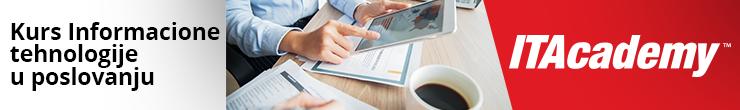 Kurs Informacione tehnologije u poslovanju