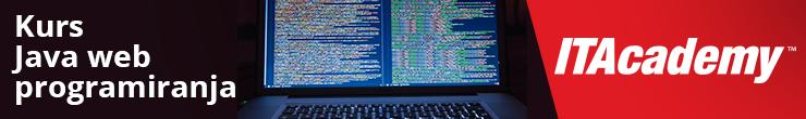 Kurs Java web programiranja