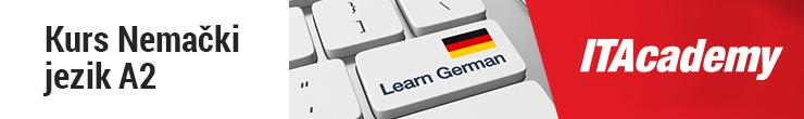 Kurs Nemačkog jezika A2