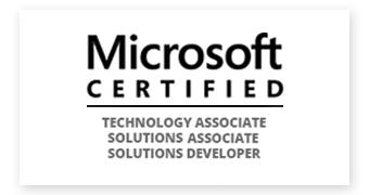 microsoft sertifikat