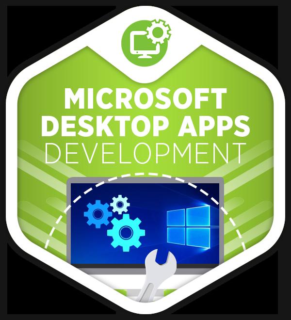 Microsoft Desktop Apps Development
