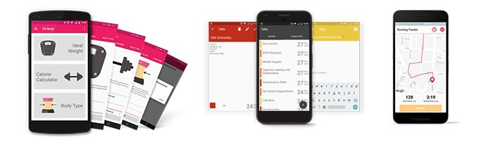 Android kurs - razvoj aplikacija na praktičnim primjerima