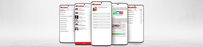 Šta dobijate školovanjem na ITAcademy – ITAcademy mobilnu aplikaciju