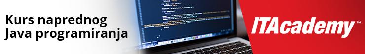 Kurs naprednog Java programiranja