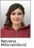 grafički stručnjak Nevena Milovančević