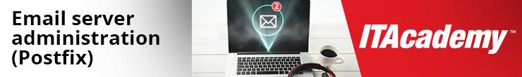 Kurs Email server administration (Postfix)