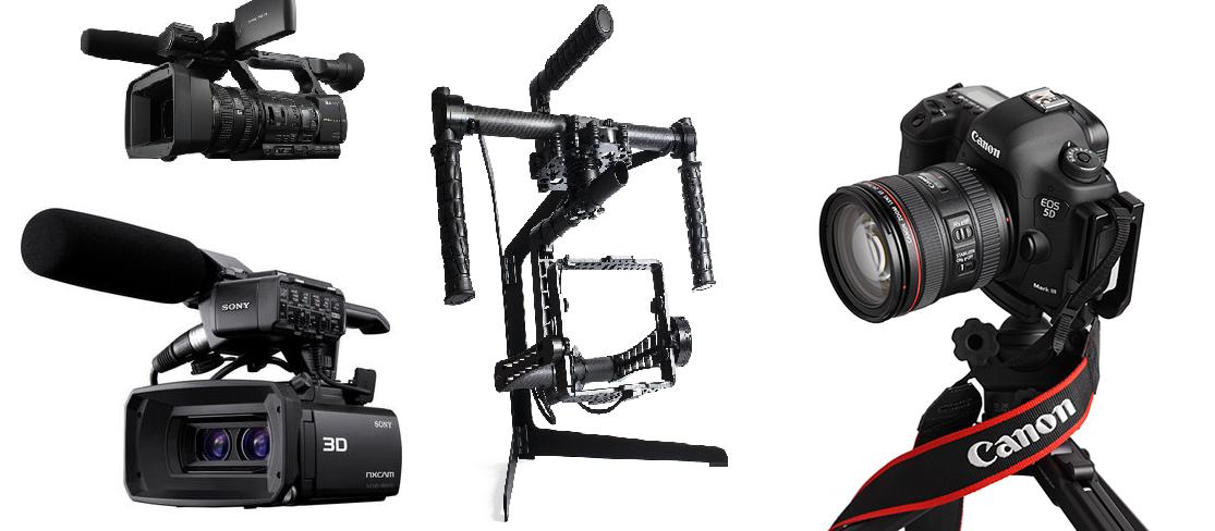Tehnička opremljenost na školovanju tokom Video & Sound Production programa