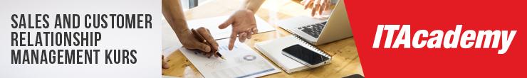 Sales and Customer Relationship Management kurs