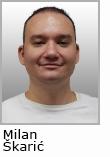 diplomirani inženjer Milan Škarić