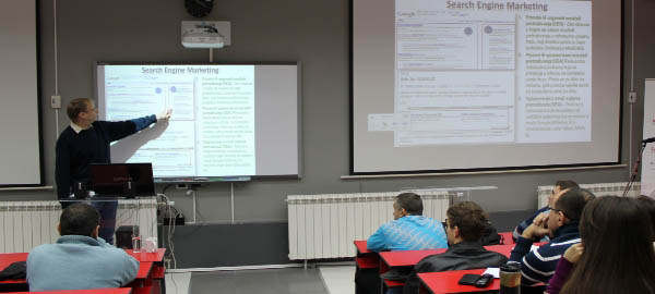 Seminar Search Engine Optimization - ITAcademy, Beograd