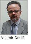 profesor doktor Velimir Dedić