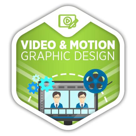 Video & Motion Graphic Design program školovanja