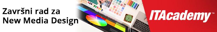 Kurs Završni rad za New Media Design