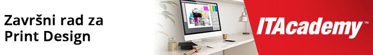 Kurs Završni rad za Print Design