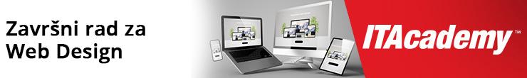 Završni rad za Web Design