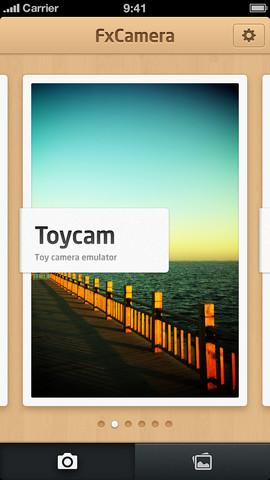 Brojni filteri i foto editori u besplatnoj verziji aplikacije