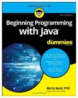 knjiga Beginning programming with java