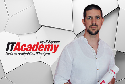 Sve što treba da znate o freelanceu iz prve ruke: Upoznajte Aleksandra, uspješnog polaznika ITAcademy
