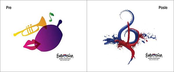 eurovision belgrade logo