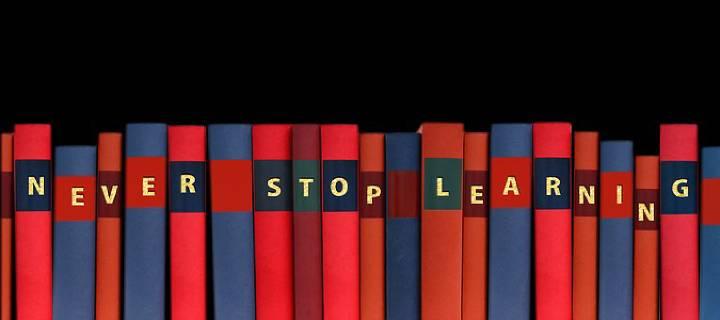 Učenje ne prestaje sa završavanjem škole