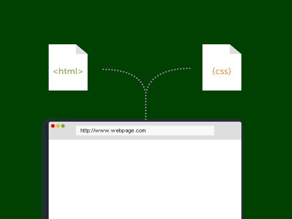 css stil u browseru