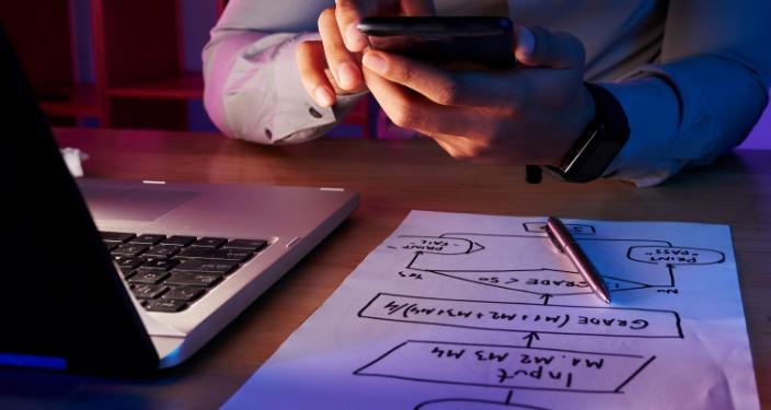 Kreiranje dijagrama toka IT programiranje
