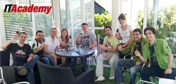 Polaznici generacije ITAcademy 2012/13
