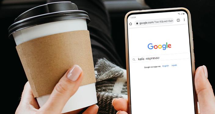 Google pretraga - korišćenje SEO alata