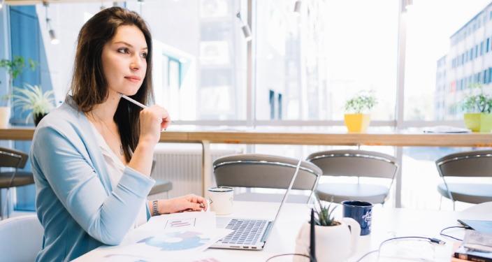 ciljevi poslovna žena planiranje