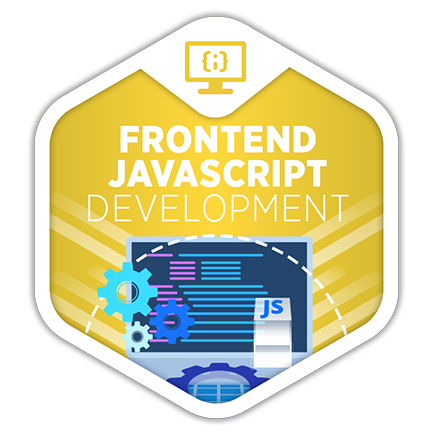 Frontend JavaScript program na ITAcademy