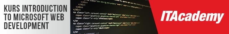 Kurs Introduction to Microsoft Web Development