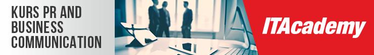 Kurs PR and Business Communication ITAcademy