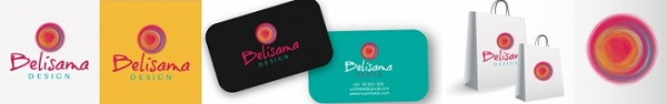 logo Belisama Design