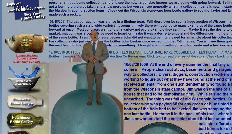 Loši primeri organizacije sajta