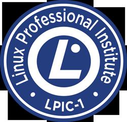 Linux Professional Insitute - LPIC 1 sertifikat