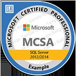 MCSA: SQL Server